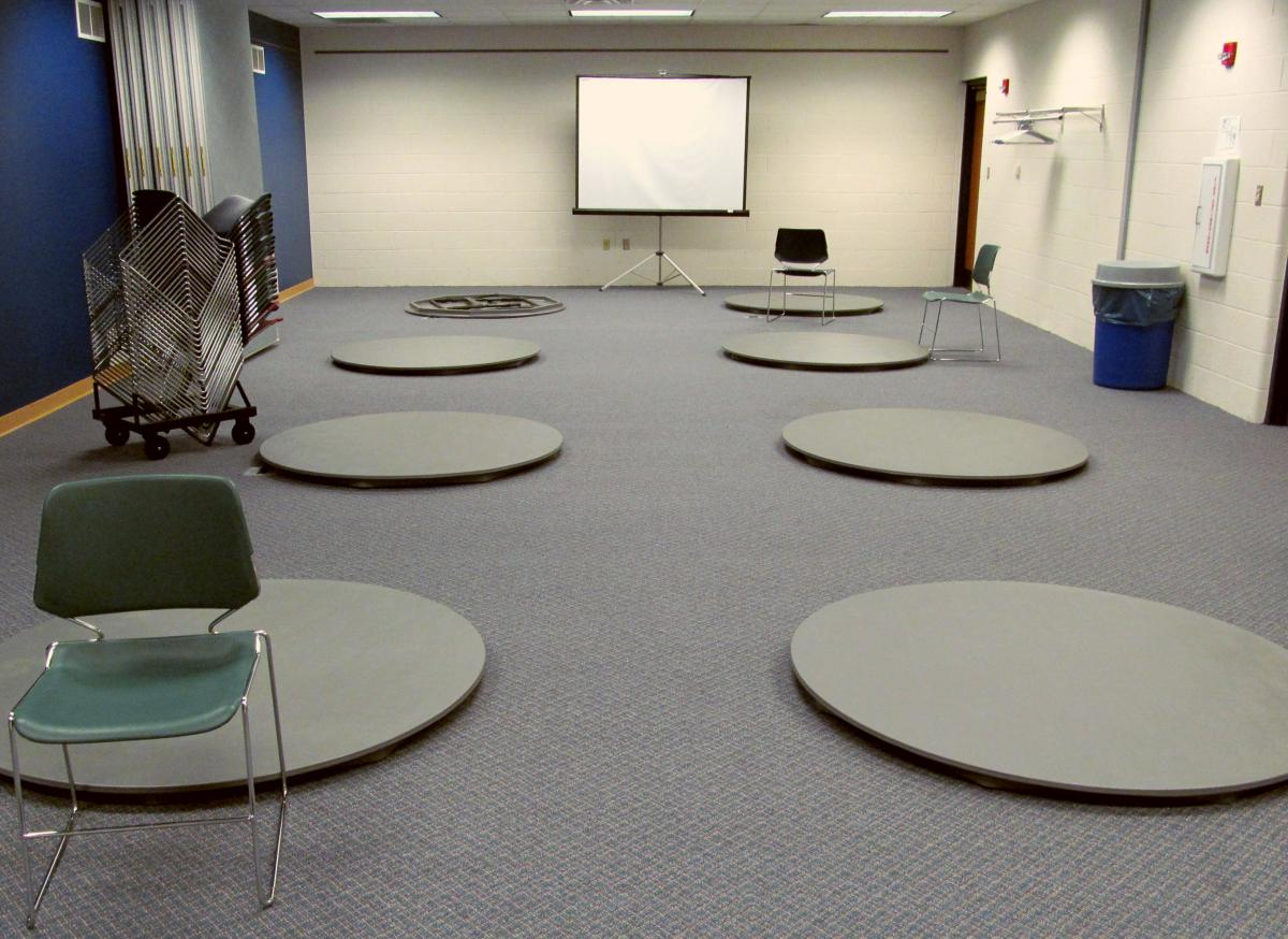 Meeting Rooms Bluffton Public Library