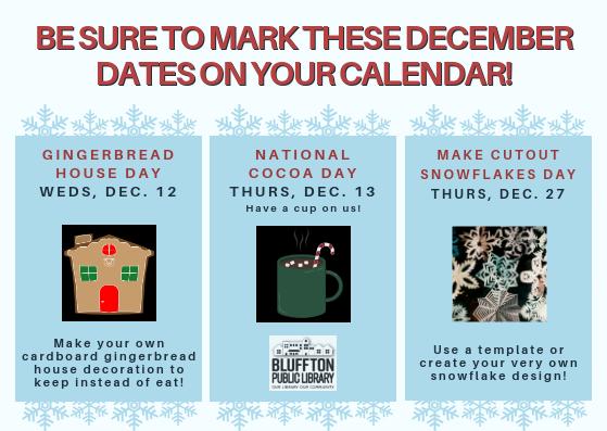 Make Cutout Snowflakes Day