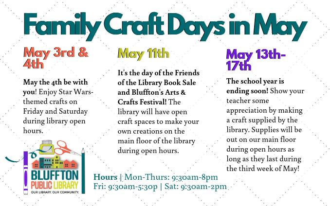 Star Wars Crafts! | Bluffton Public Library